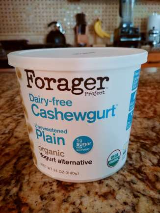 the best dairy free yogurt ever!